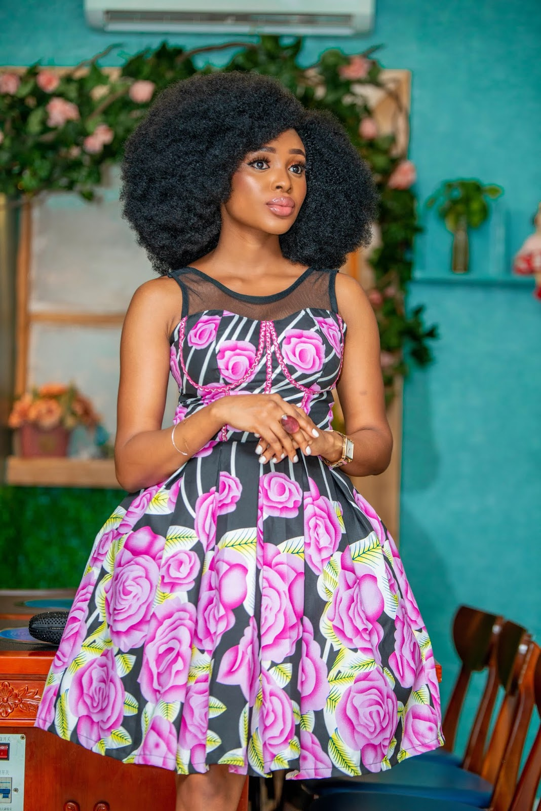 How to style Ankara Dresses
