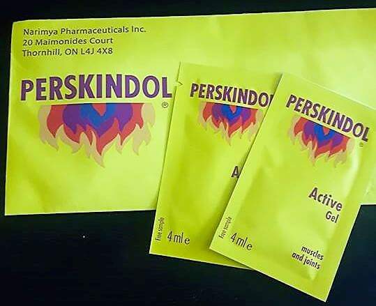 Free Perskindol Samples in the Mail