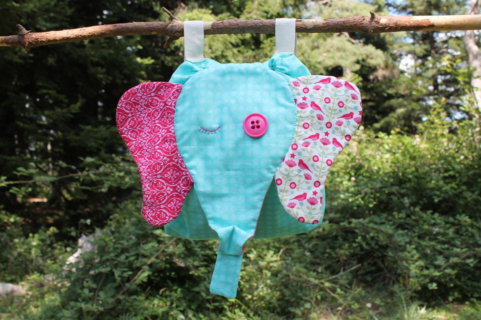 Jessica Pels Coucou Maman L Inici Del Nou Curs I L Elefant