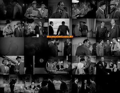 Capturas: (1945) Pursuit to Algiers
