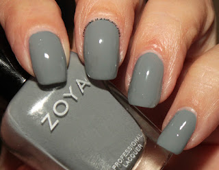 Zoya Urban Grunge One-Coat Cremes - August