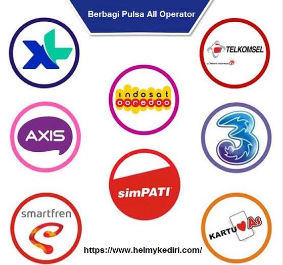 Cara Berbagi Pulsa Telkomsel Xl 3 Indosat Smartfren Blog Orang It