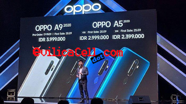 Launching Oppo A9 2020