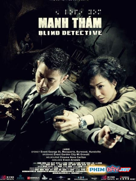 MANH THÁM - Blind Detective (2013)