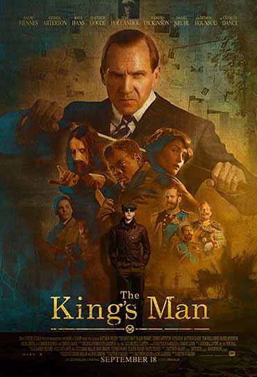 King's Man: A Origem Torrent Thumb