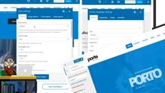 Porto Visual Composer CSS Woocommerce Zero to Hero 2020
