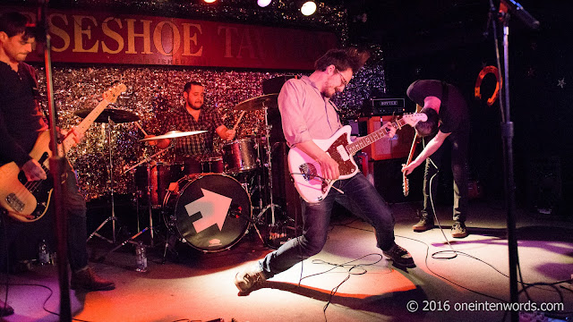 Restorations at The Horseshoe Tavern in Toronto, March 29 2016 Photos by John at One In Ten Words oneintenwords.com toronto indie alternative live music blog concert photography pictures
