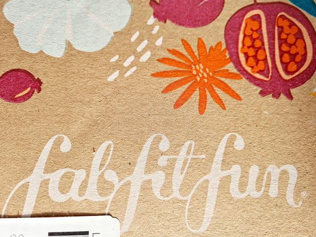 FabFitFun Autumn Fall 2020 Box Review