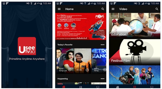 aplikasi tv streaming android indonesia