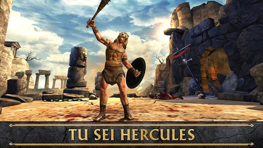 -GAME-Hercules: The Official Game