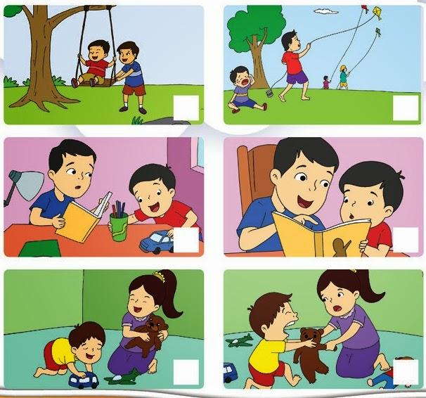 Rpp Kelas 2 Tema 1 Hidup Rukun Sub Tema 1 Hidup Rukun Di Rumah Pb 4
