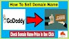 How To Sell Domain Name