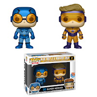 Blue Beetle & Booster Gold Px Previews 2-pack
