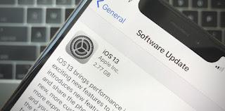 تحديث نظام آبل iOS 13 مميزات و الأجهزة الداعمة - مميزات الأجهزة الداعمة تحديث نظام آبل آي أو إس iOS 13  تحديث نظام (آي أو إس 13) iOS 13