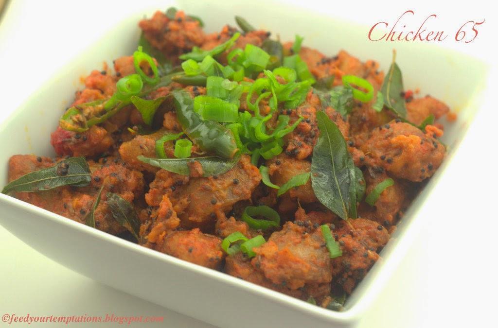 chicken65, chicken 65 recipe, chicken appetizer, indo chinese
