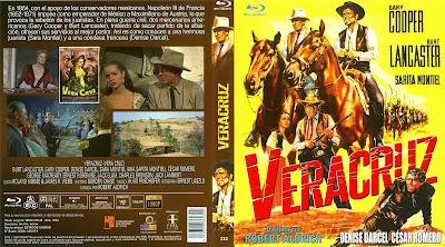 Carátula dvd: Vera Cruz
