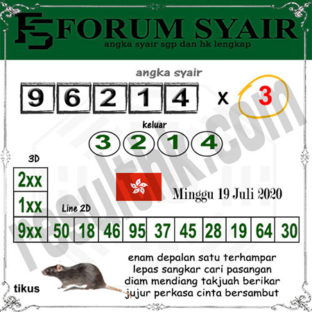 Forum Syair HK Minggu