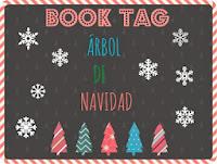 Resultado de imagen de booktag arbol de navidad