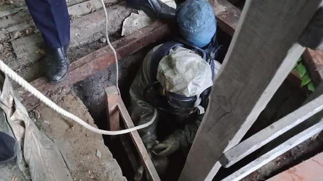 Трагедия в Алмате: двое детей и их бабушка захлебнулись фекалиями уличного туалета