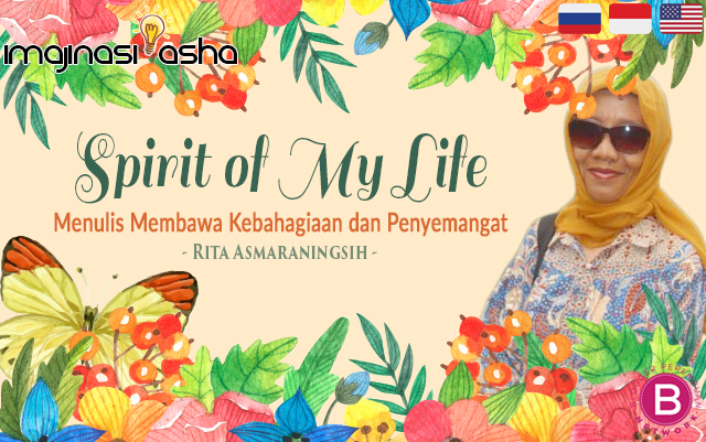Spirit of My Life - Rita Asmara