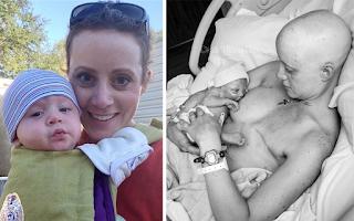 Η ζωή χαμογελά στην 31χρονη μητέρα που πάλεψε με τον καρκίνο