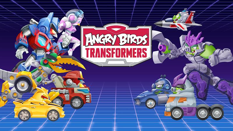 Angry Birds Transformers Mod Apk v1.46.3 [Mod Money/Unlock]