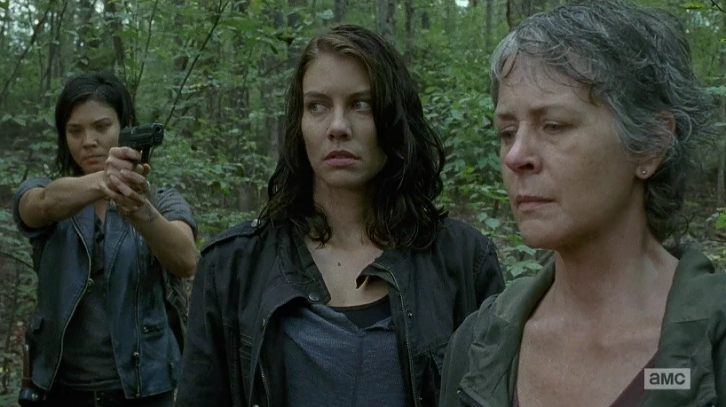 """The Walking Dead - Not Tomorrow Yet and The Same Boat - Review: """"Bite Size Snacks"""""""