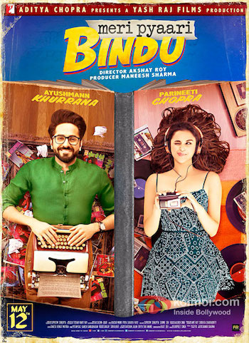 Meri Pyaari Bindu 2017 Hindi Movie Download
