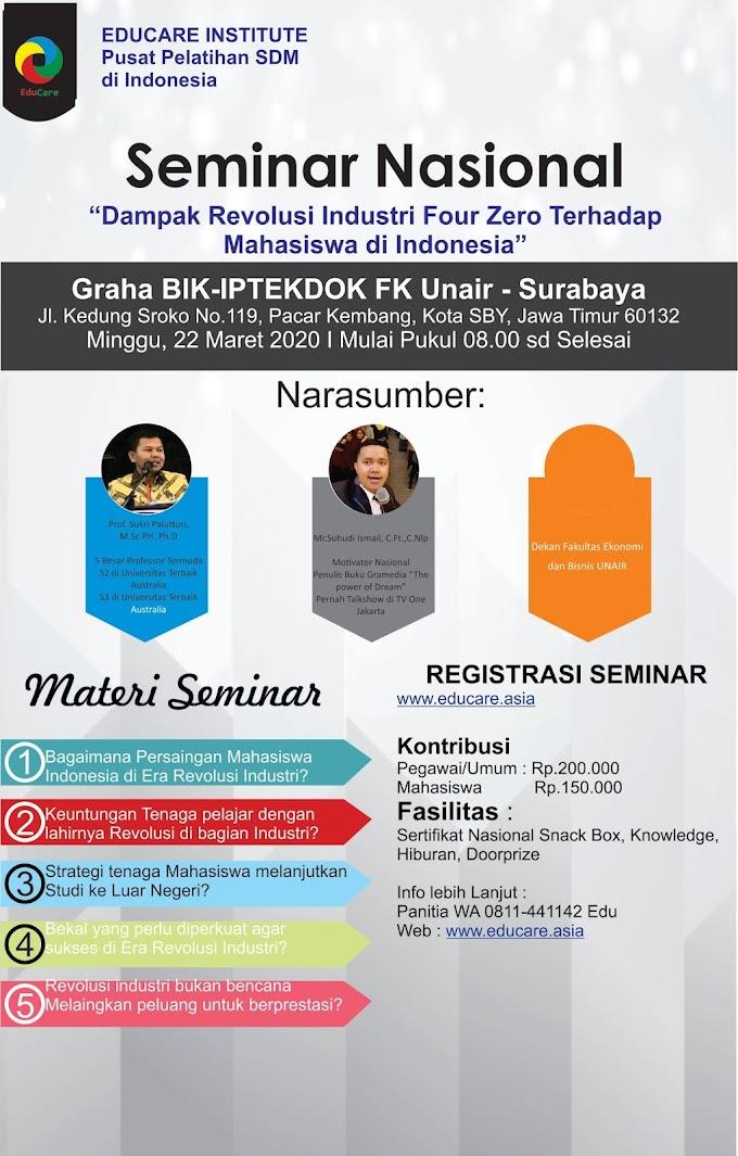 EVENT TOUR EDUCARE SURABAYA