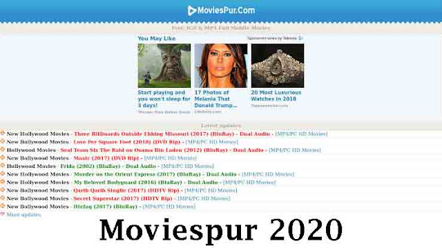 Moviespur 2020: Latest Bollywood Hollywood HD Movies Moviespur.com