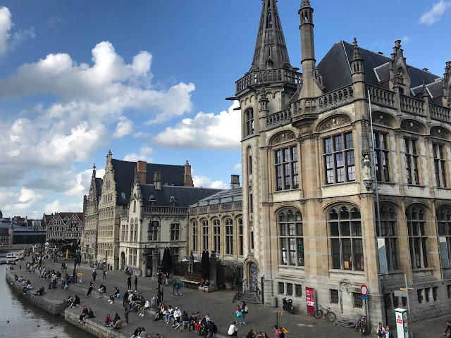 Da Bélgica, para ti, com muito amor