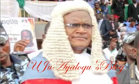 Ekiti CJ Slams Lawyer For Conveying Bribes To Judges