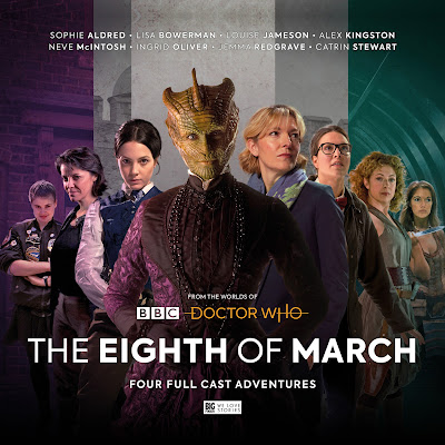 doctor who 8th of march big finish
