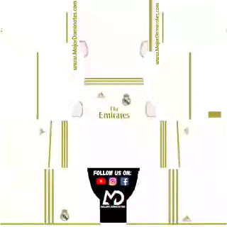 Real Madrid New Home Kit 19-20