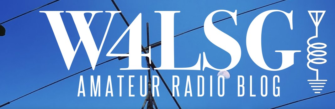 W4LSG - Amateur Radio Blog