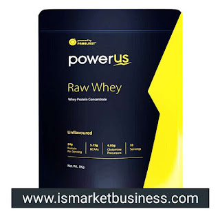Powerus Raw whey protein
