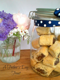 Homemade Fig Rolls