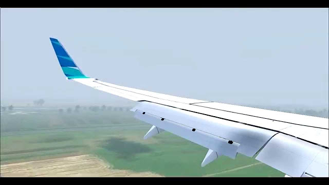 DOWNLOAD Repaint Garuda Indonesia PMDG 737 NGX (FSX/P3D)