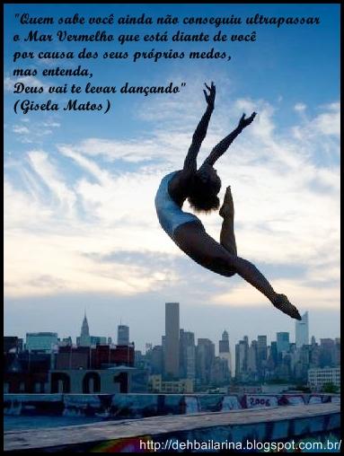 Frases De Dança - quem sabe voce