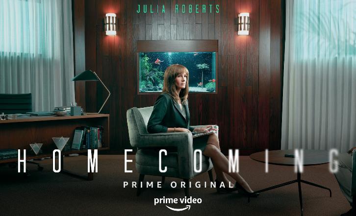 Homecoming - Promos, Sneak Peeks, Promotional Photos, Key Art + Premiere Date