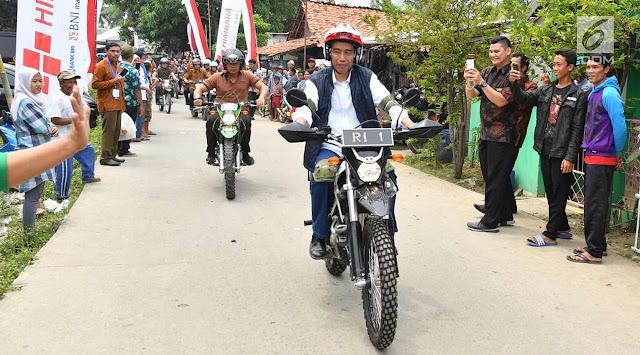 Jokowi: Saya Tidak Pernah Keluarkan Izin Reklamasi