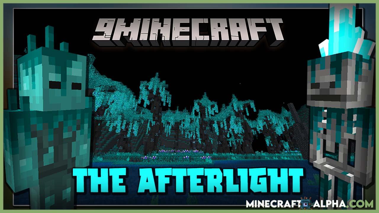 Minecraft The Afterlight Mod