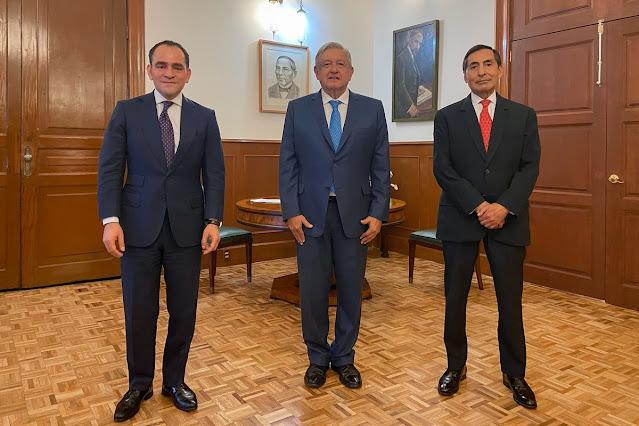 Nuevo cambio en Hacienda: Herrera se va a Banxico, su relevo es Rogelio Ramírez