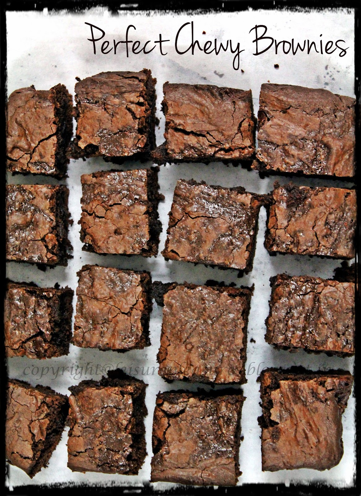 recipe: how to get flaky top on brownies [36]