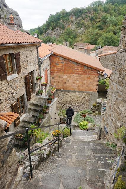 Saint-Floret Auvergne Maisivul Central Francez