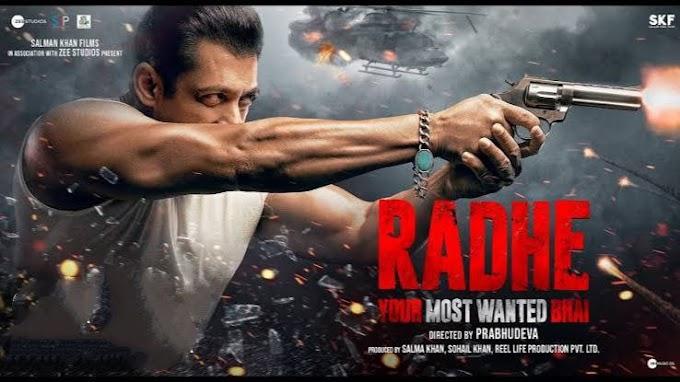 Radhe 2021 full movie download Link filmyzilla