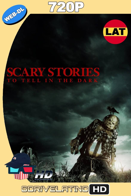 Historias de Miedo Para Contar En La Oscuridad (2019) WEBDL 720P Latino-Ingles MKV