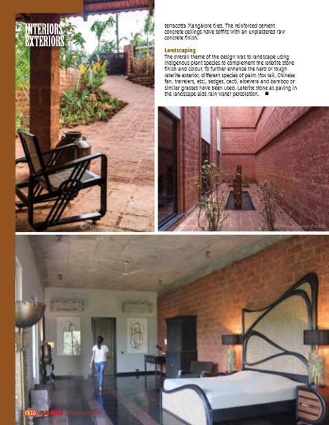 Moira House As Published In VIVA GOA Magazine June 2017