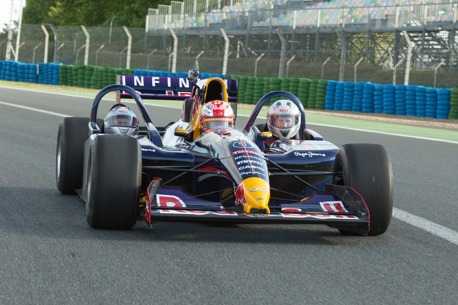 Drive A Formula  Car Florida