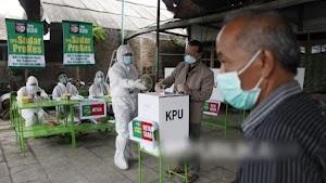 Eks Ketua MK: Calon Pemilih pada Pemilu 2024 Harus Sudah Divaksin